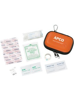 17 Pc First Aid Kit