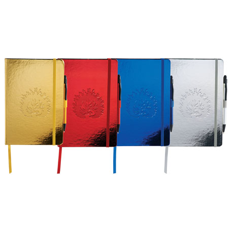 Metallic Ambassador Flex Bound JournalBook™ Bundle